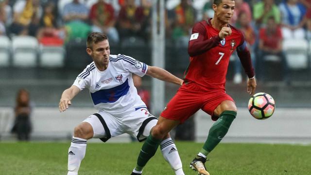 Ronaldo é o segundo melhor marcador europeu e iguala Pelé