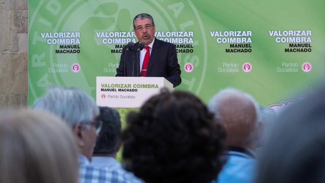 Candidato do PS aposta na construção de aeroporto em Coimbra