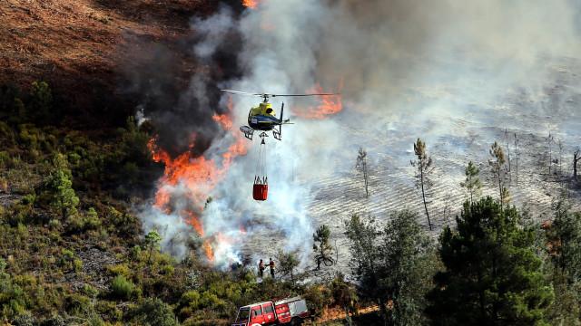 Incêndios em Covilhã, Fundão, Penafiel e Sertã foram catástrofe natural
