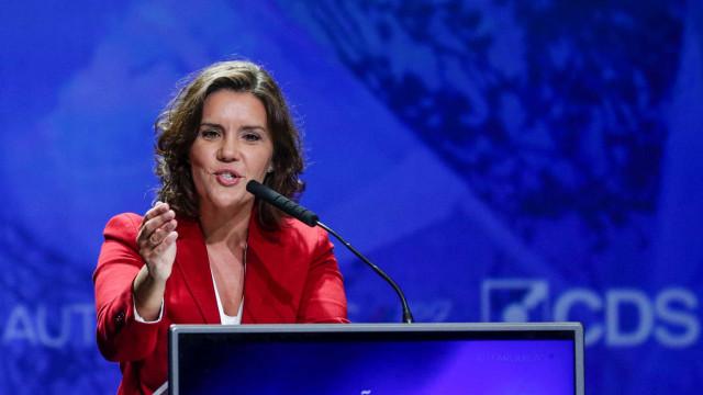 "CDS-PP critica ""ataque encoberto"" a trabalhadores independentes"