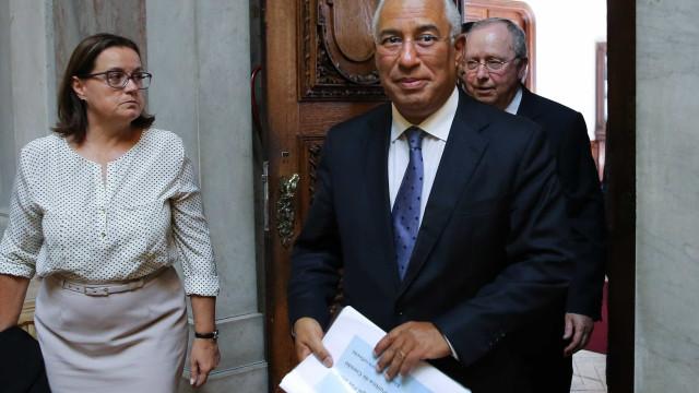 """Costa salienta que proposta do Governo de OE2018 será de """"continuidade"""""""
