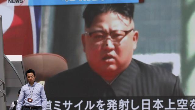 """""""Coreia do Norte disparou míssil para acalmar beligerância dos EUA"""""""