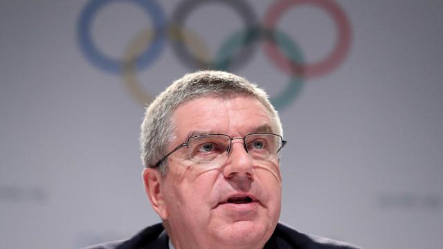 COI admite trégua olímpica para Jogos Olímpicos na Coreia do Sul