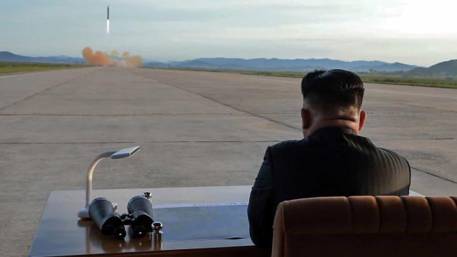 EUA acreditam que a Coreia do Norte continua a construir mísseis