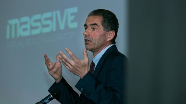 Manuel Heitor apresenta perspetivas de investimento em I&D