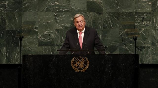 """Ameaça nuclear está """"ao nível mais alto desde a Guerra Fria"""""""