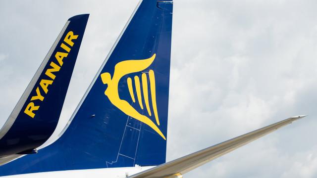 Pilotos da Ryanair em Portugal anunciam greve para 20 de dezembro