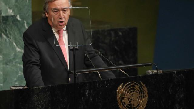 Guterres pede 1,5 mil milhões para ONU evitar fome em quatro países