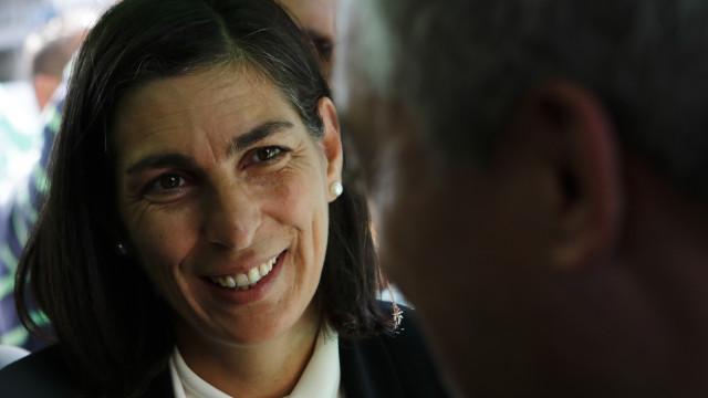 Ana Gomes defende Ana Catarina Mendes a encabeçar lista às europeias