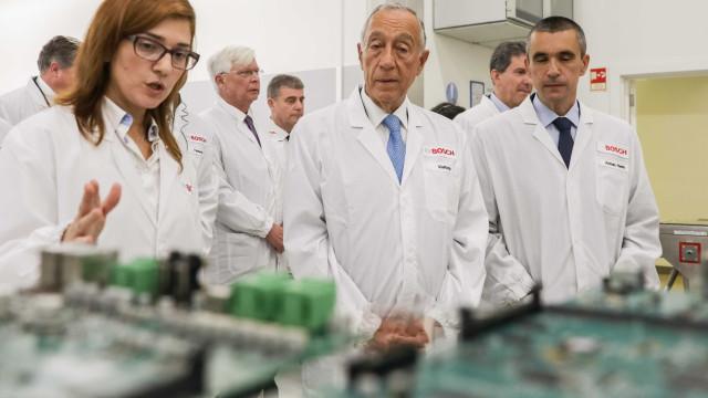 Bosch de Ovar vai contratar mais 100 trabalhadores até março de 2018