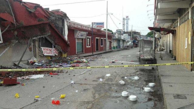México: Aumenta para 305 número de mortos causados pelo sismo