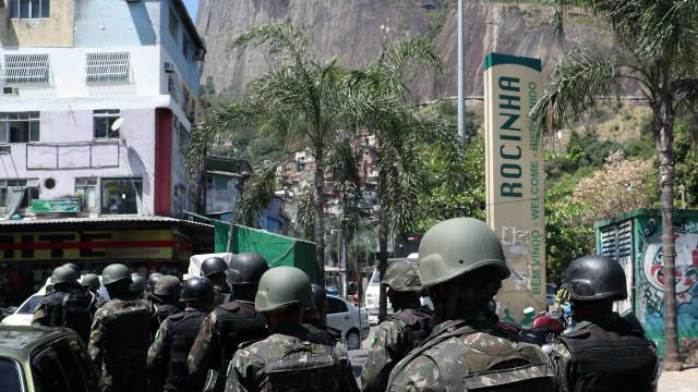 Polícia do Rio de Janeiro ficará o tempo que for necessário na Rocinha