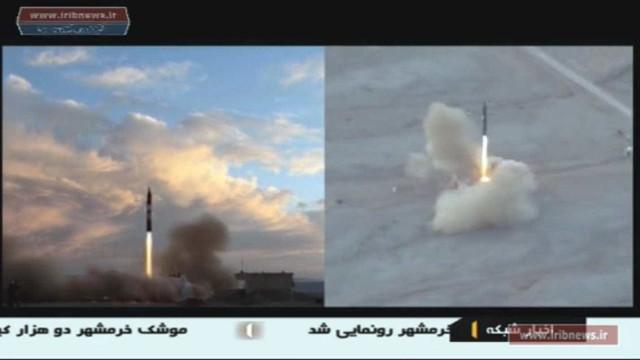 Teste de míssil do Irão põe em causa acordo sobre o nuclear, diz Trump