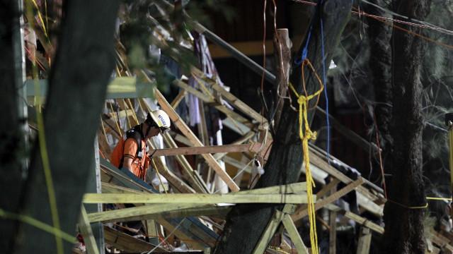Novo balanço do sismo no México sobe o número de mortos para 318