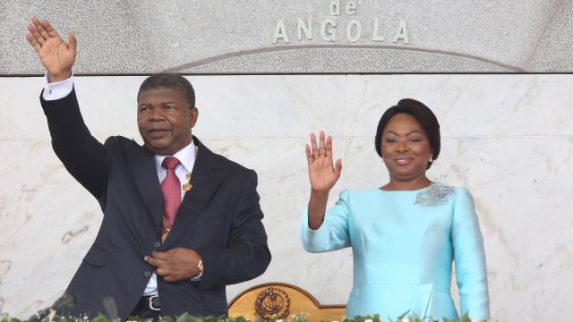Primeira-dama angolana com gabinete para apoiar projetos