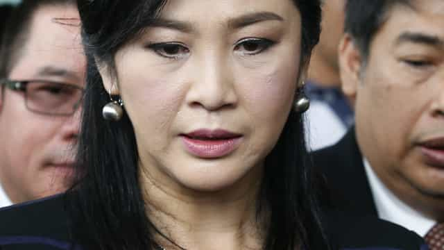 Tailândia pediu ao Reino Unido extradição de ex-primeira-ministra