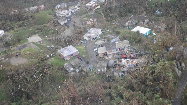 Porto Rico: Mayor da capital acusa Trump de matar ilhéus com ineficiência