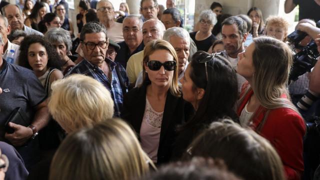 Tribunal da Relação de Coimbra confirma absolvição de Ana Saltão