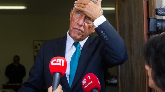 Marcelo espera que legislatura se cumpra com Governo e oposição fortes