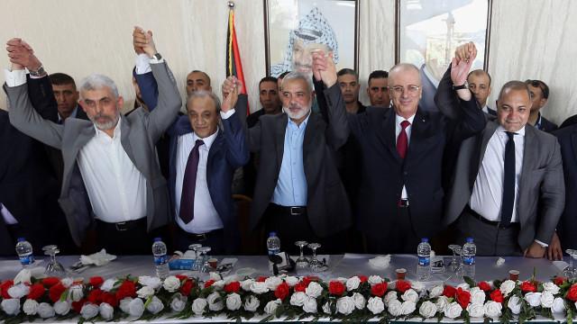 Jerusalém: Hamas apela a uma nova Intifada