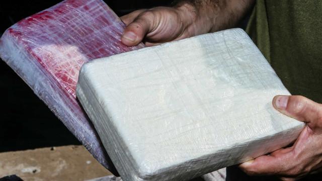 Espanha faz a maior apreensão de sempre de cocaína: 8,7 toneladas