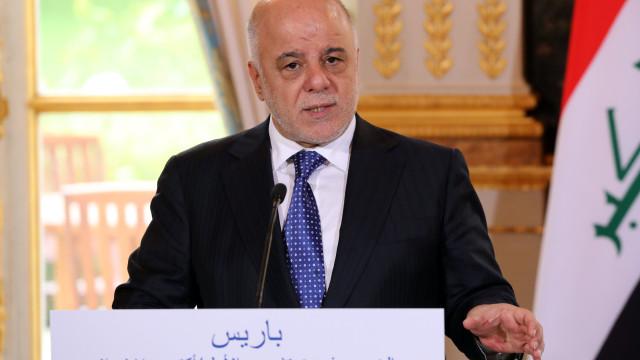 "Primeiro-ministro do Iraque anuncia ""fim da guerra"" contra o ISIS"