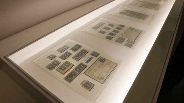 Caliosas coleção de selos D. Luís vai ser mostrada em Lisboa