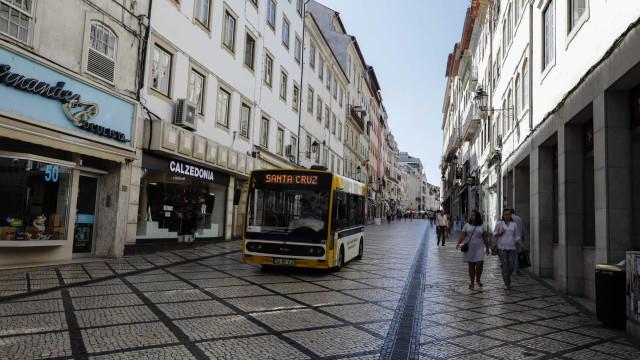 Festival leva música ao comércio tradicional da Baixa de Coimbra