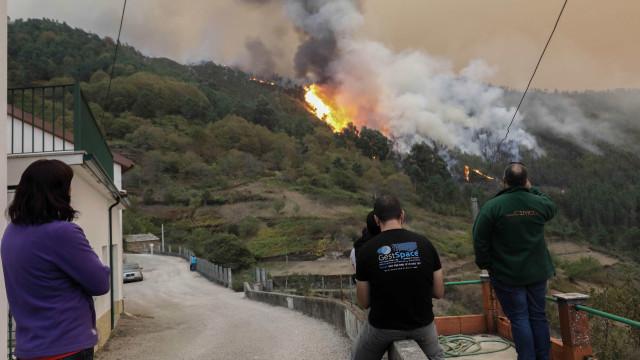 Vinte desalojados em Pampilhosa da Serra, 238 casas destruídas