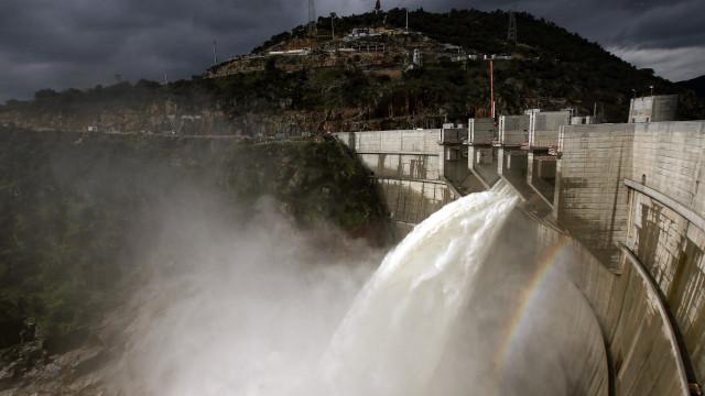 Produção das barragens bate recorde devido à chuva dos últimos dias