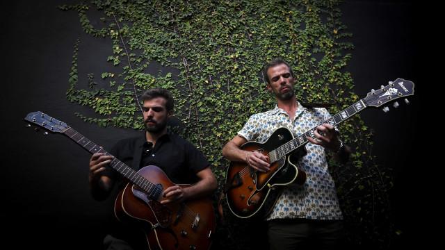 André e Bruno Santos editam disco 'transversal'