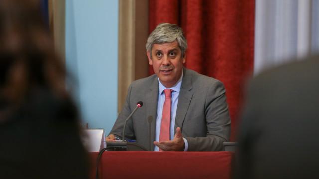 Mário Centeno apresenta no Parlamento proposta orçamental para 2018