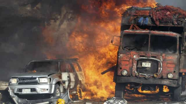 Balanço do atentado na Somália sobe para 231 mortos