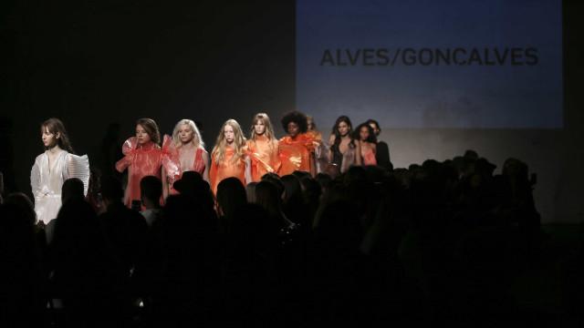 Desfiles de novos talentos marcam primeiro dia do Portugal Fashion