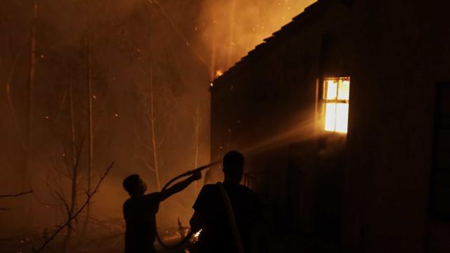 Plano de Emergência ativado em Braga. Mais um vídeo arrepiante