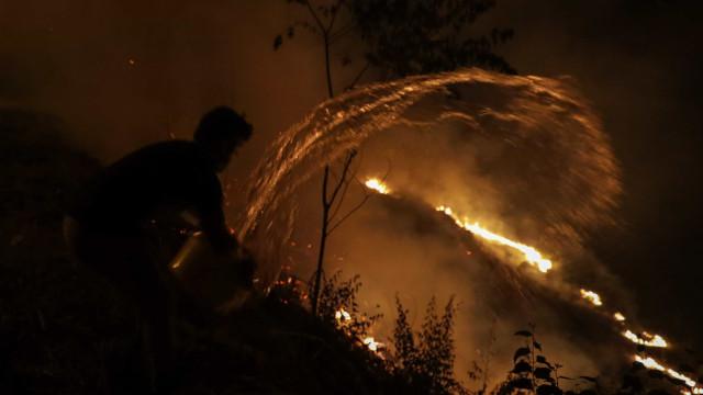 Combate aos incêndios vai contar com 24 milhões. Mas há mais no OE2018