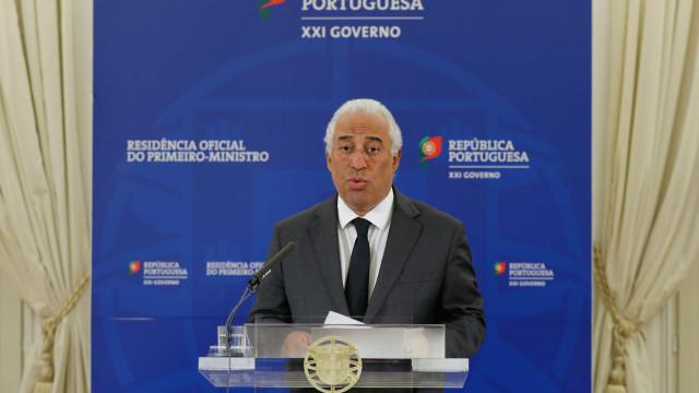 """País exige resultados em """"contrarrelógio"""", mas """"não receamos o desafio"""""""