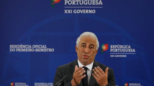 Costa visita unidade de queimados e reúne-se com autarcas de Coimbra