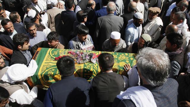 EUA condenam atentados que causaram 70 mortos no Afeganistão