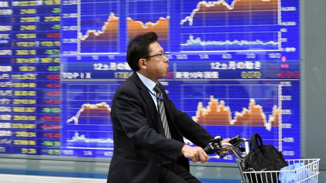 Bolsa de Tóquio sobe 0,55% no fecho