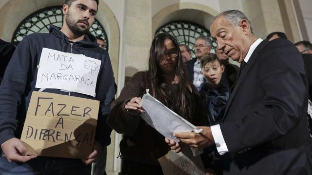 """Marcelo saúda """"forma rápida"""" como Conselho de Ministros """"tratou de tudo"""""""