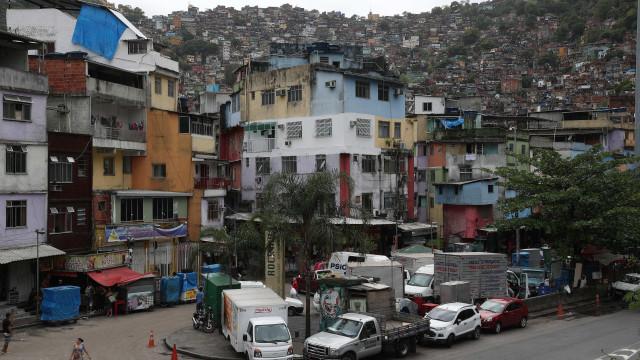 Mais de 50 mortos na favela da Rocinha, no Rio de Janeiro, desde setembro