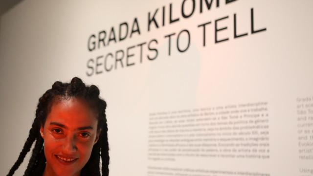 Artista lusa Grada Kilomba inaugura hoje 'Secrets to Tell' no Canadá