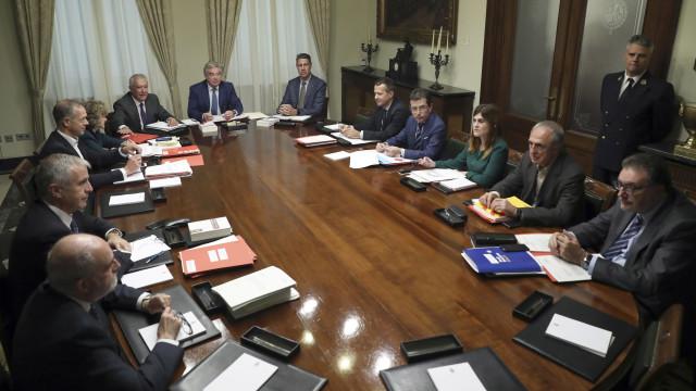 Sem eleições antecipadas, Madrid defendeu aplicação do 155 à Catalunha