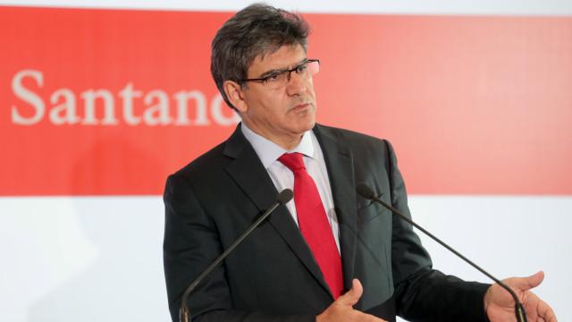 Santander torna-se a maior empresa espanhola na bolsa