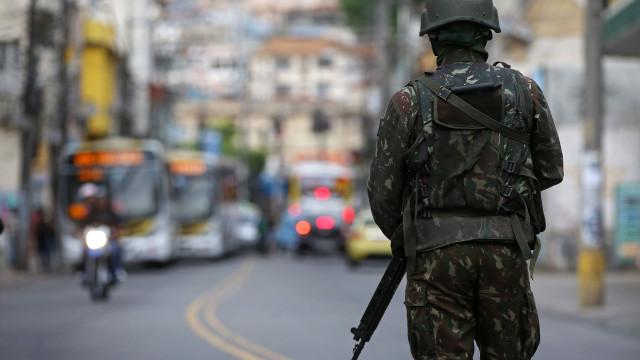 7 mortos no Rio de Janeiro em confrontos entre polícia e narcotraficantes