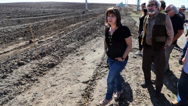 Bloco defende novas regras para o ordenamento dos recursos hídricos