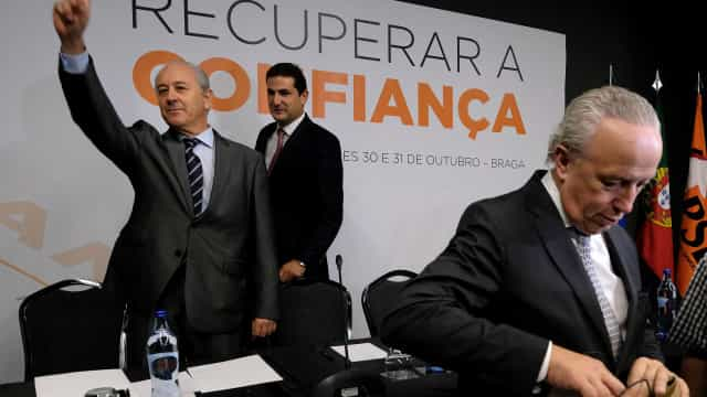 'Portugal Não Pode Esperar' junta Passos, Rio e Santana