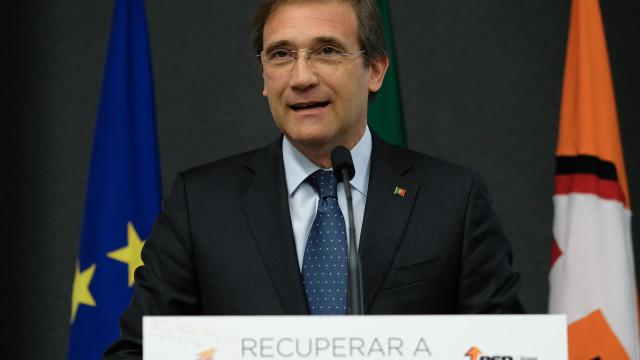 PSD manifestou-se hoje contra a criação de um exército europeu