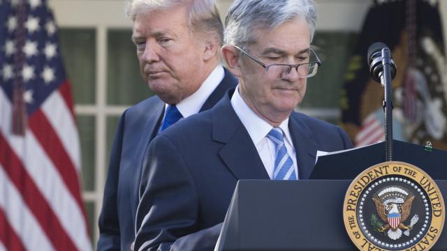 Donald Trump indica Jerome Powell para a presidência da Reserva Federal